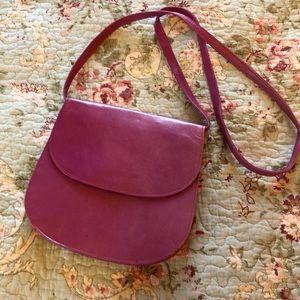 Charles Jourdan Paris crossbody purse
